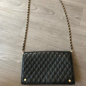 Forever 21 - Quilted Stitch Handbag / Clutch